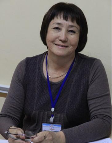 Данара Идрисова